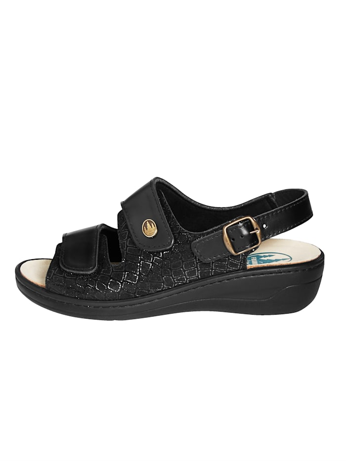 Sandaaltje Ideaal bij hallux valgus