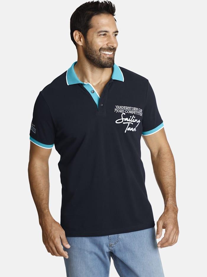 Jan Vanderstorm Jan Vanderstorm Poloshirt IWAR, dunkelblau