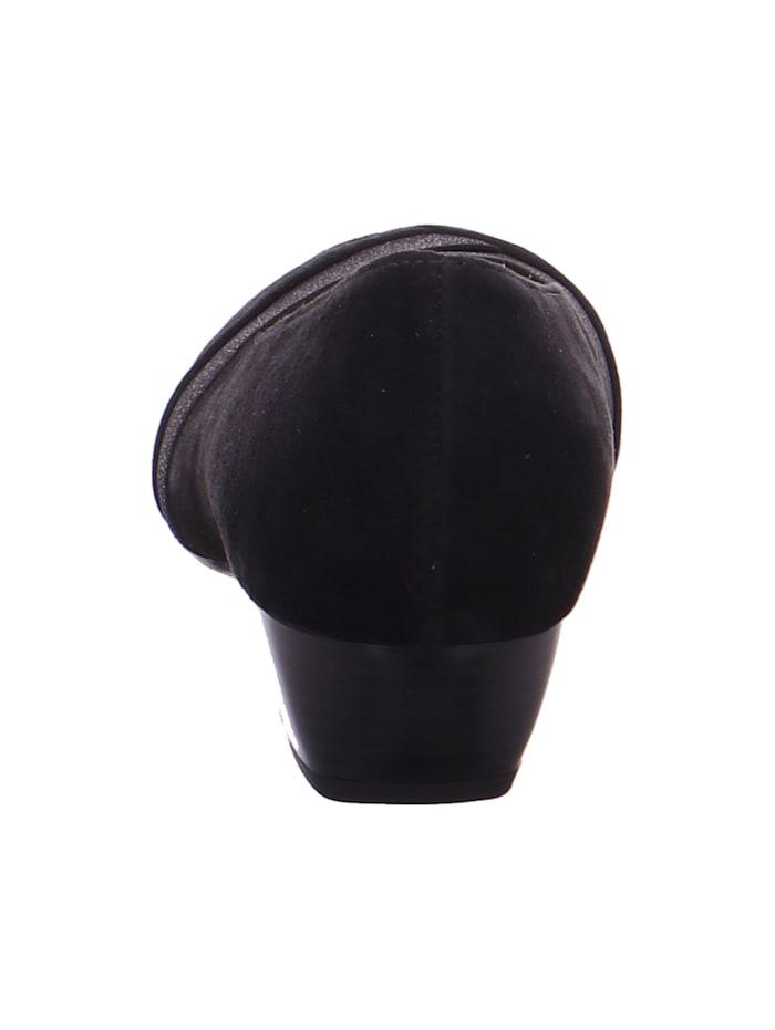 Damen Pump in schwarz