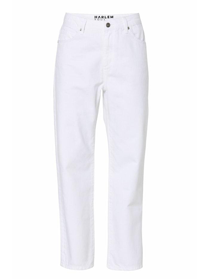 Mom Fit Jeans JEN-NA optic white