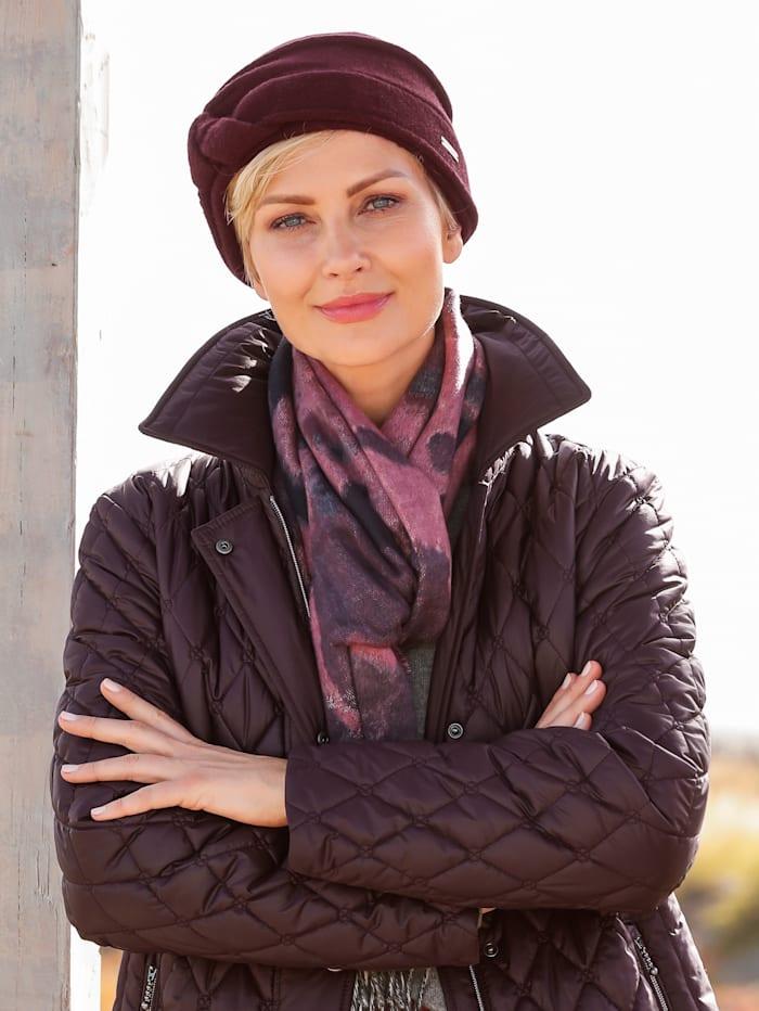 Bonnet en laine en pure laine vierge