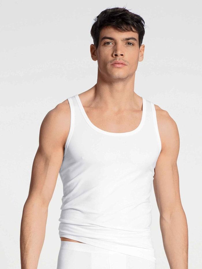 Athletic-Shirt, 2er-Pack Ökotex zertifiziert