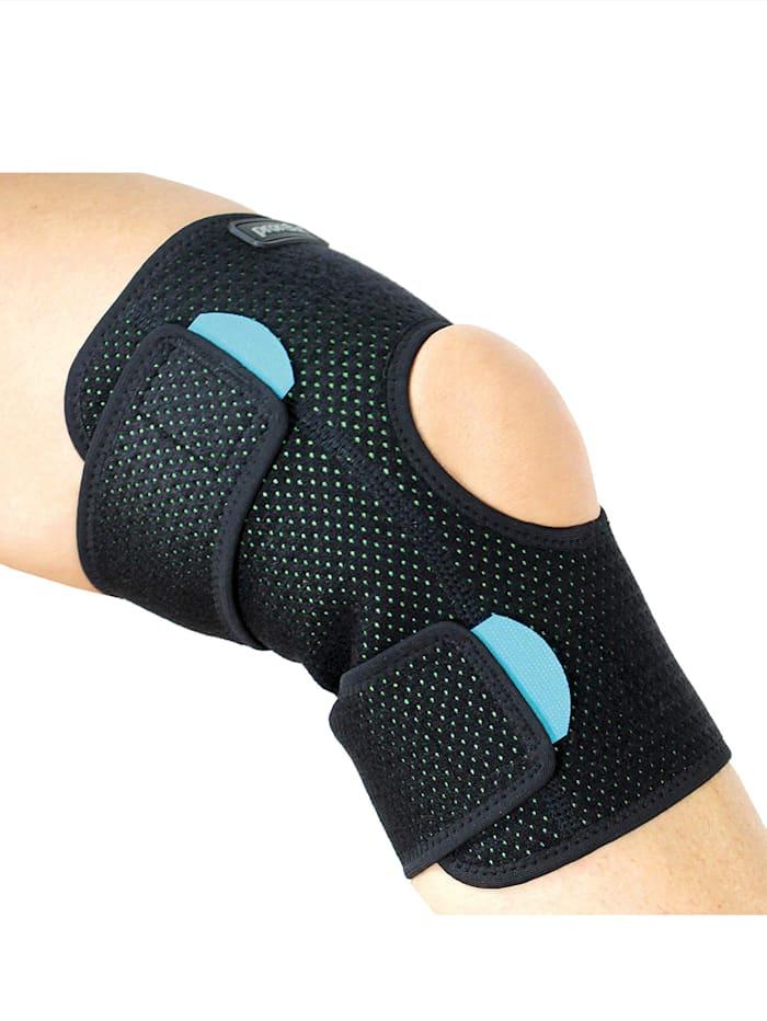 Prorelax Prorelax® Coolfit-Bandage Knie Elastisch, schwarz