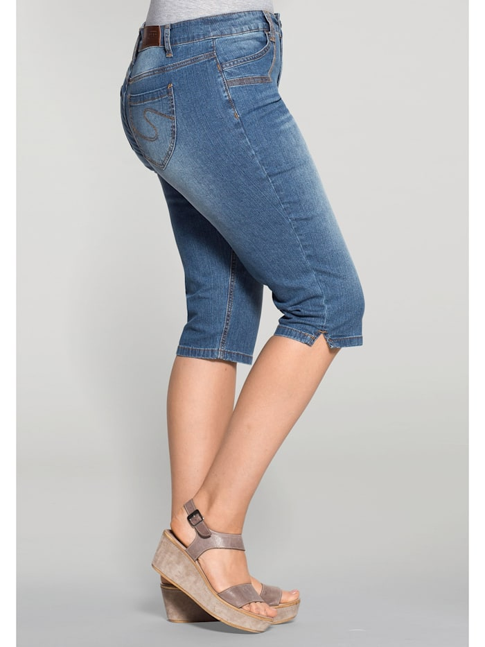 Sheego Capri-Jeans