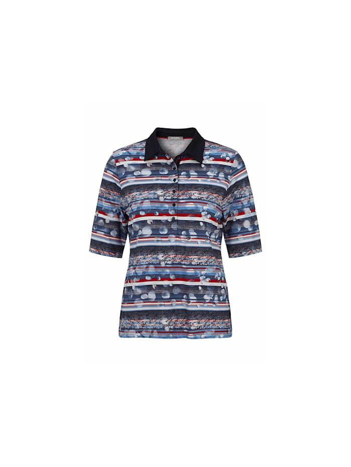 Rabe Poloshirt kurzarm, schwarz