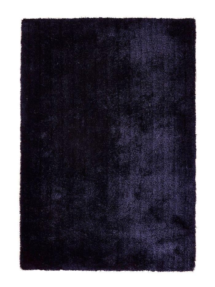 Kayoom Handtuftteppich 'Rolf', Blau