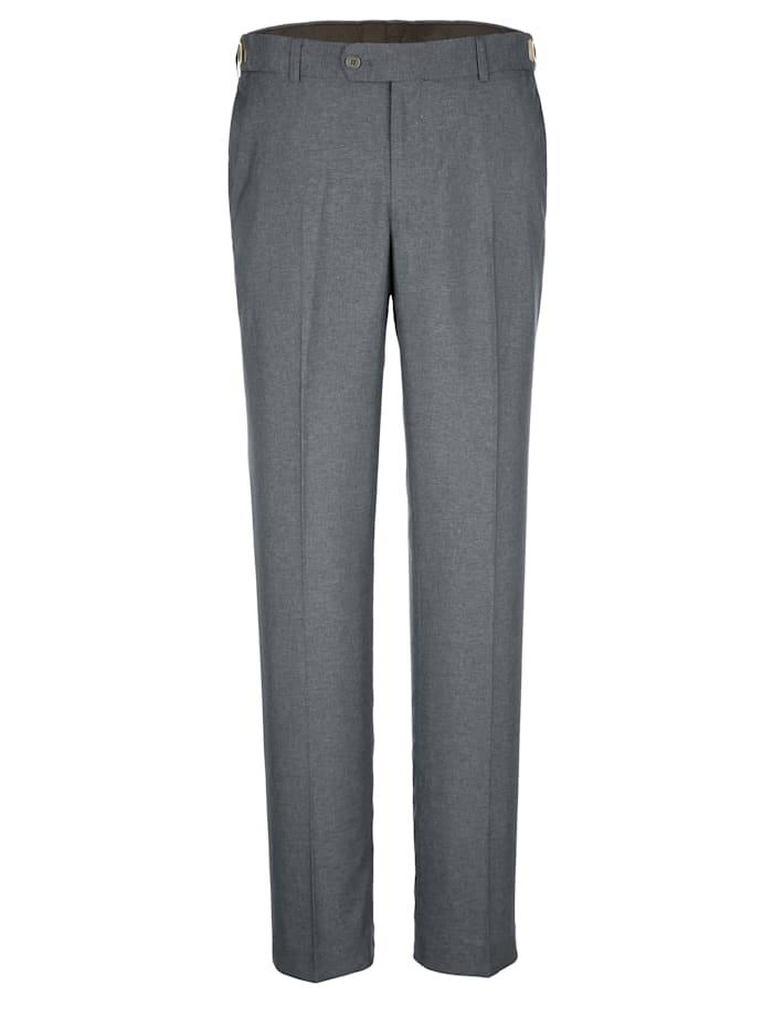Men Plus Pantalon, Grijs
