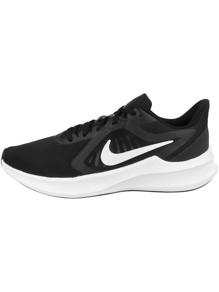 Nike Laufschuhe Downshifter 10, schwarz