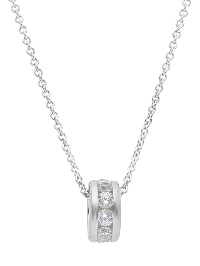 Smart Jewel Anhänger mit Kette SMART JEWEL 501032193450, Weiß