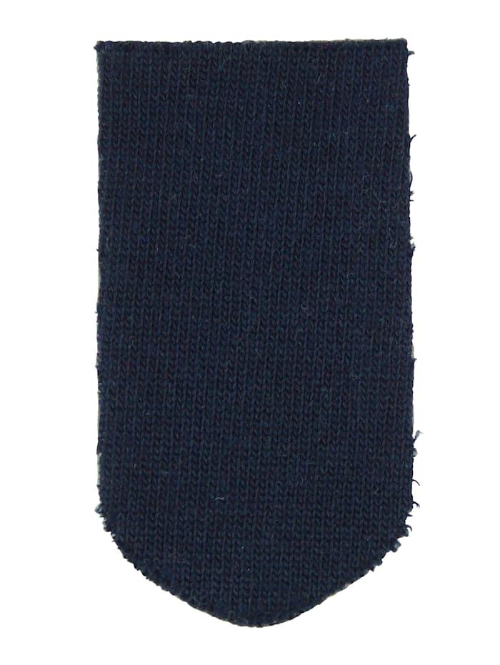 Esda Herren-Socken mit extra weitem Schaft und Bund, Marineblau