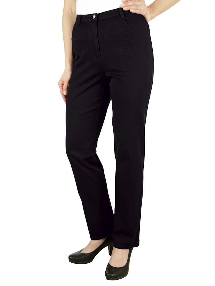 Paola Elegant jeans Maria, Black
