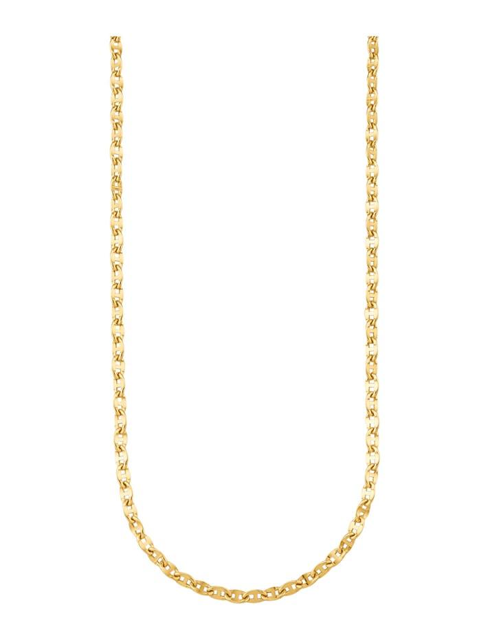 Amara Highlights Halskette, Gelbgoldfarben