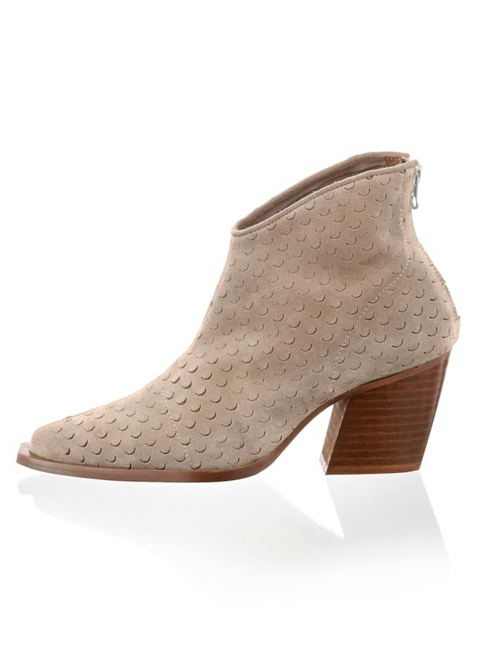 Boot im Cowboy-Style