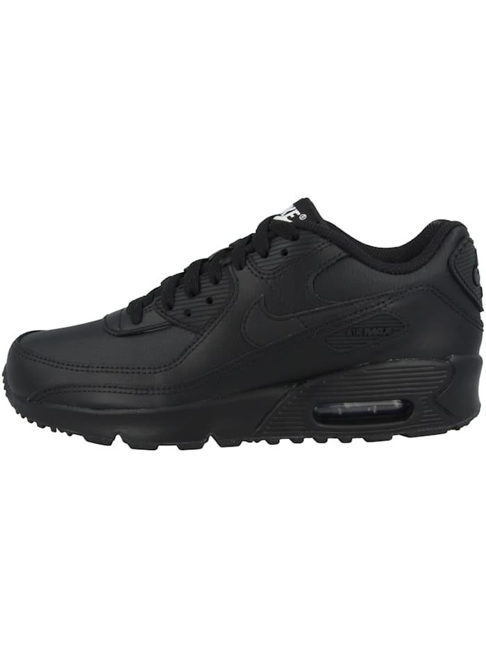 Nike Sneaker low Air Max 90 (GS) Ltr, schwarz