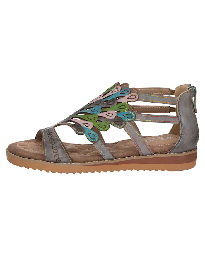Sandales en beaux coloris d'été