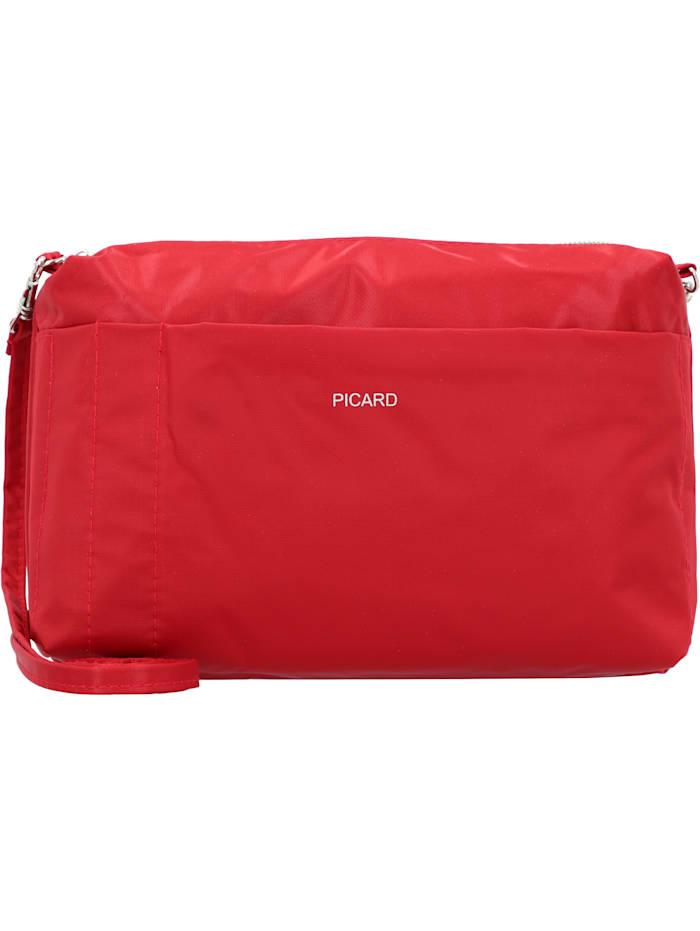 Picard Switchbag Umhängetasche 23 cm, rot