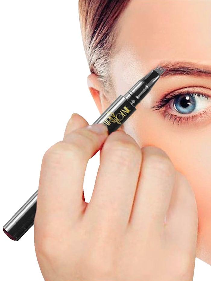 Ögonbrynspennor – svart & brun