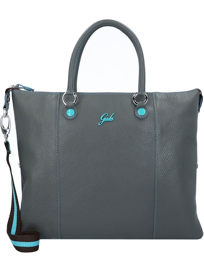 Gabs G3 Plus Handtasche Leder 36 cm, asfalto