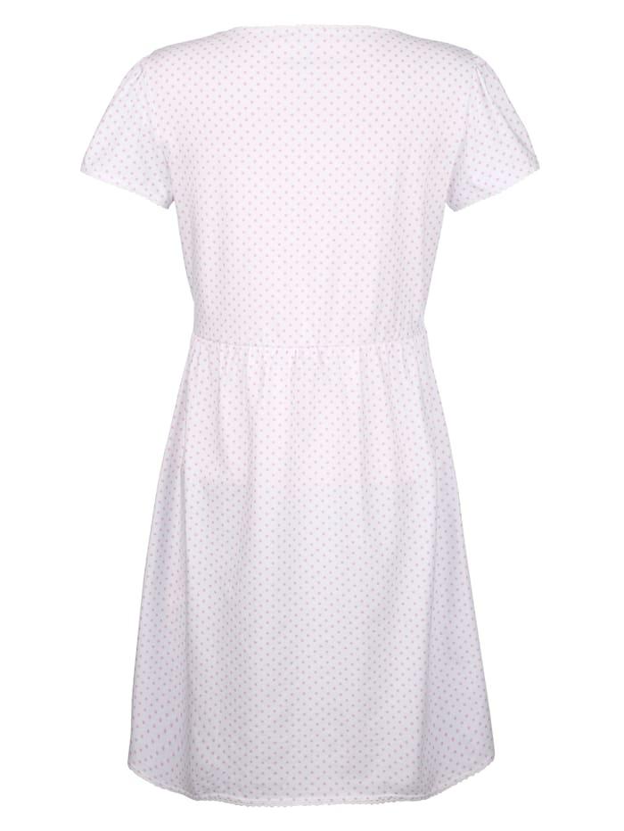 Nachthemd im romantischen Babydoll-Look