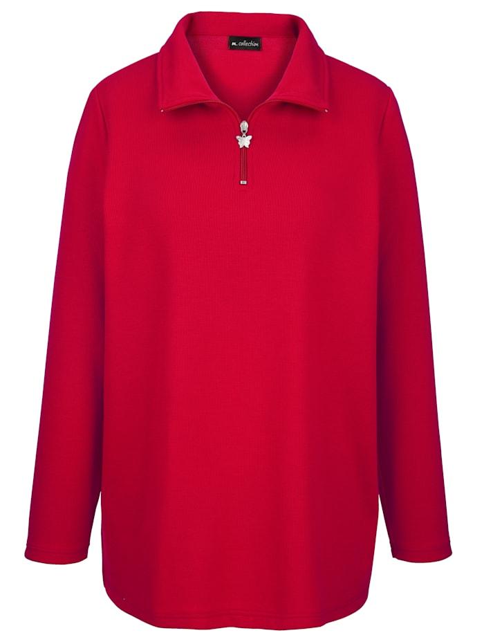 Sweatshirt i skön vardagsmodell