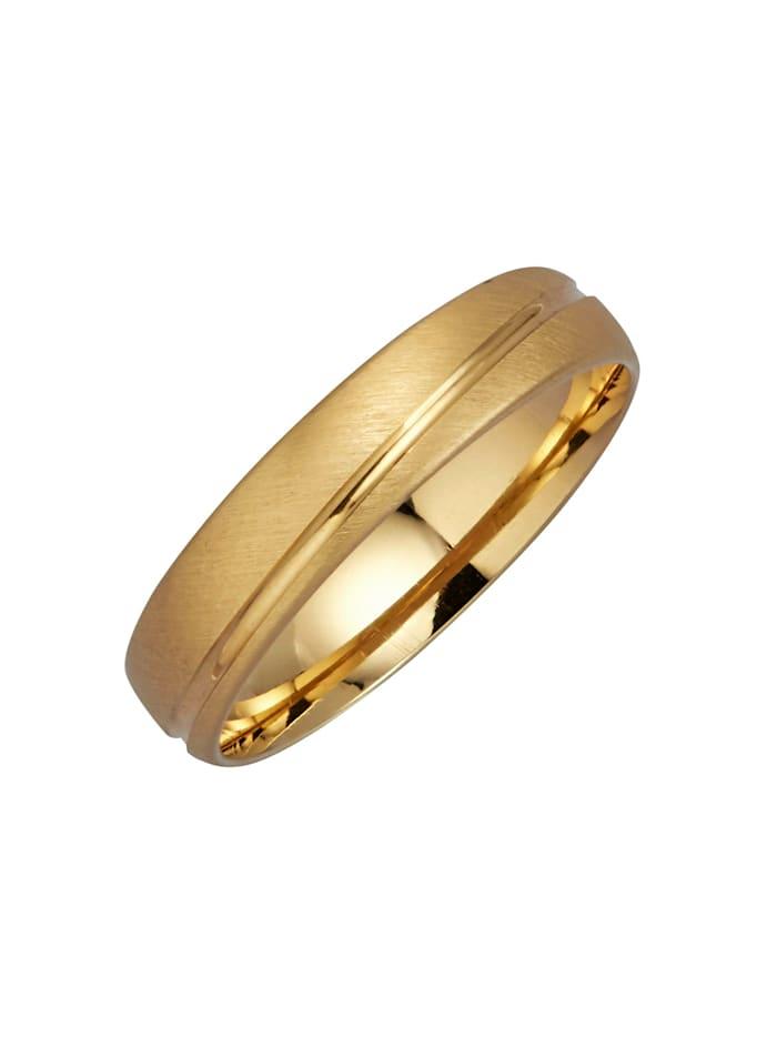 Harmony Förlovningsring, Guldfärgad