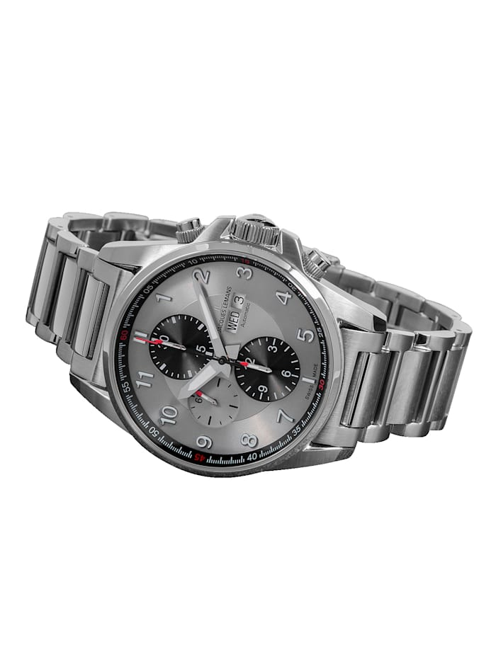 Herren-Uhr- Automatik-Chronograph Serie: Liverpool Automatic, Kollektion: Sport: 1- 1750E