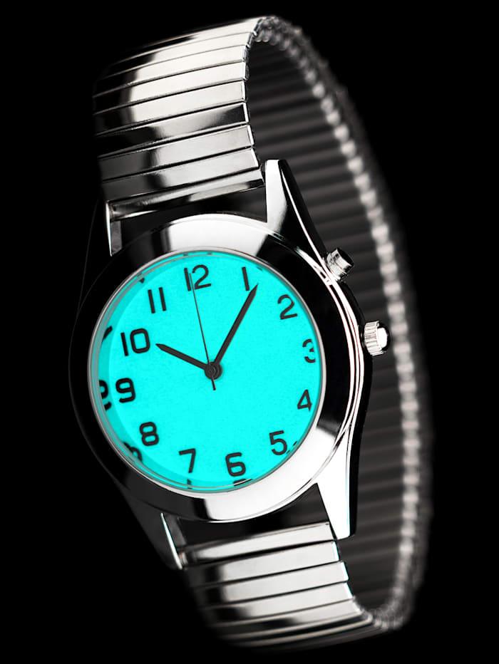 Uhr mit Hintergrundsbeleuchtung
