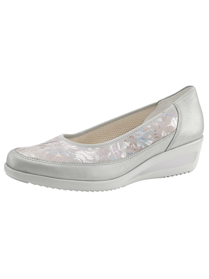 Ara Ballet Court shoes, Grey