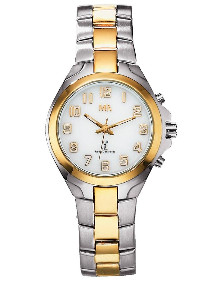 Meister Anker Radiografisch horloge, Zilverkleur