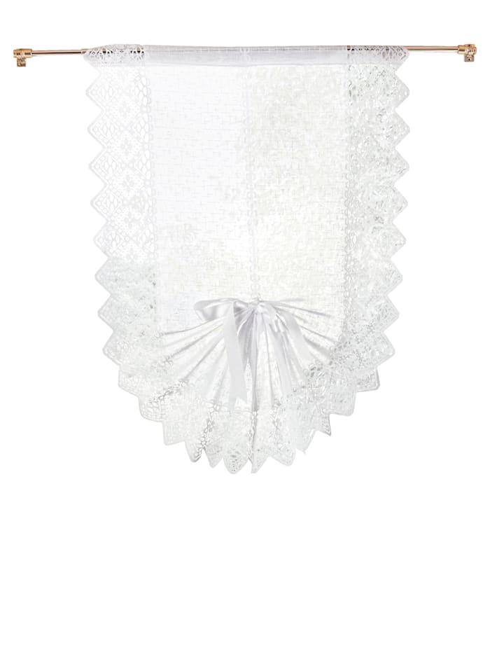 Home Wohnideen Smal gardin med rosett, vit