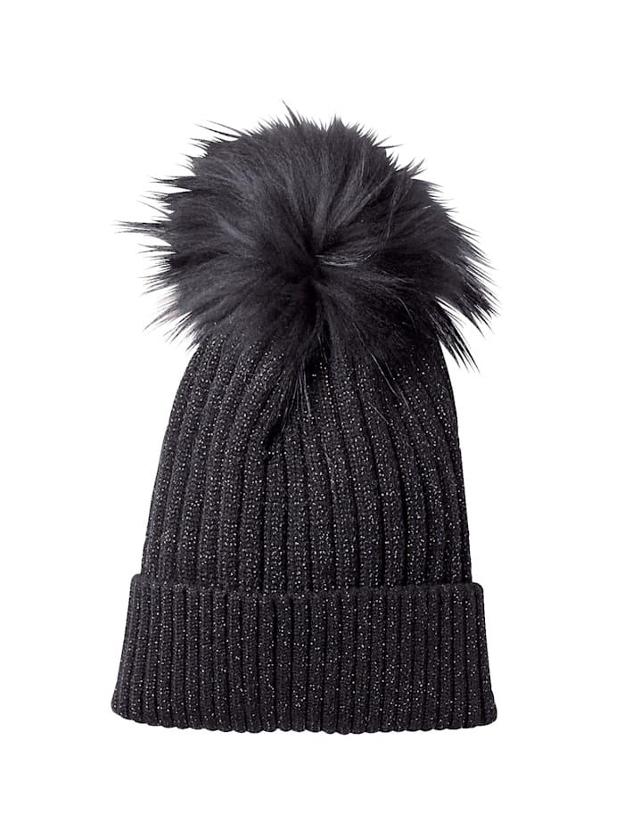 SIENNA Mütze, Schwarz