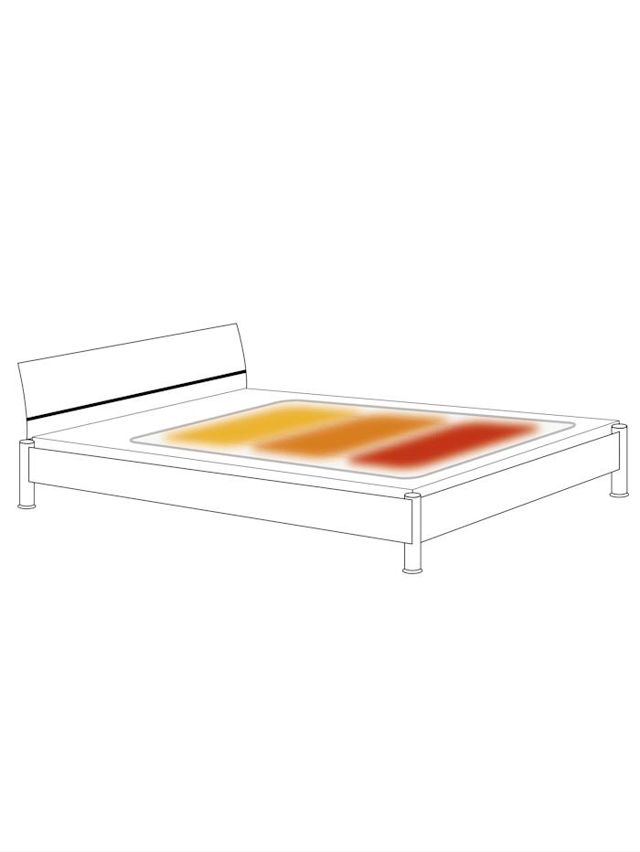 Wärmeunterbett mit 3 Zonen