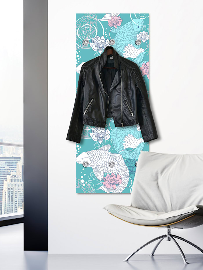 IMPRESSIONEN living Garderobe, Koi, Bunt