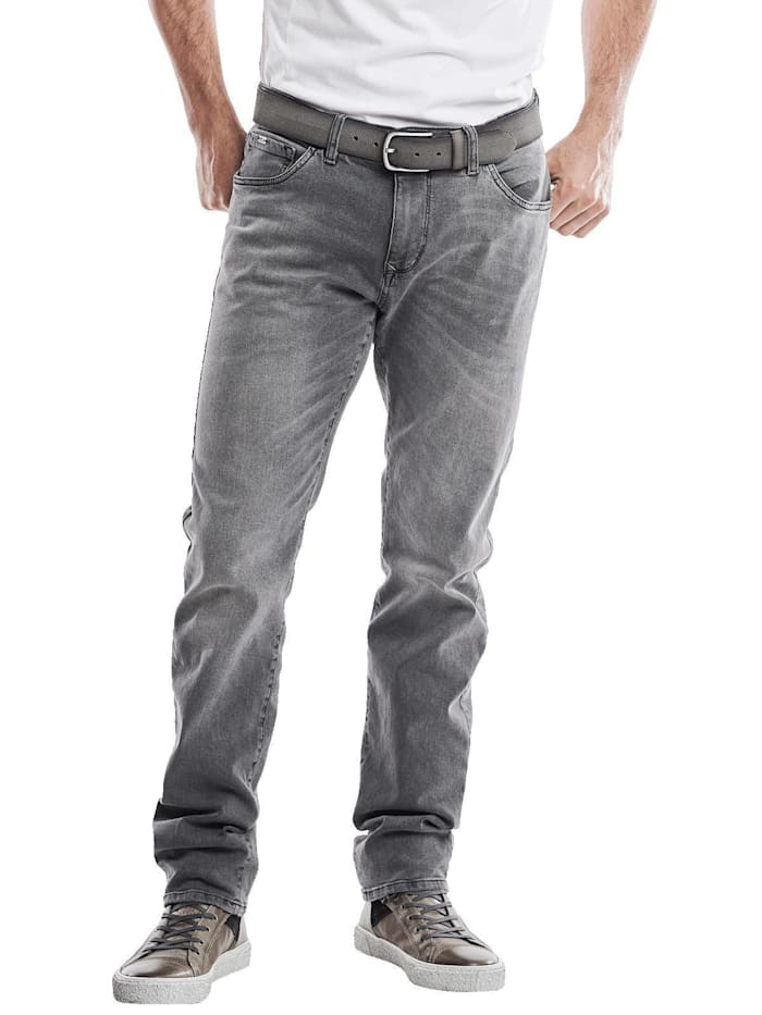 Engbers Highstretch Denim, Stahlgrau