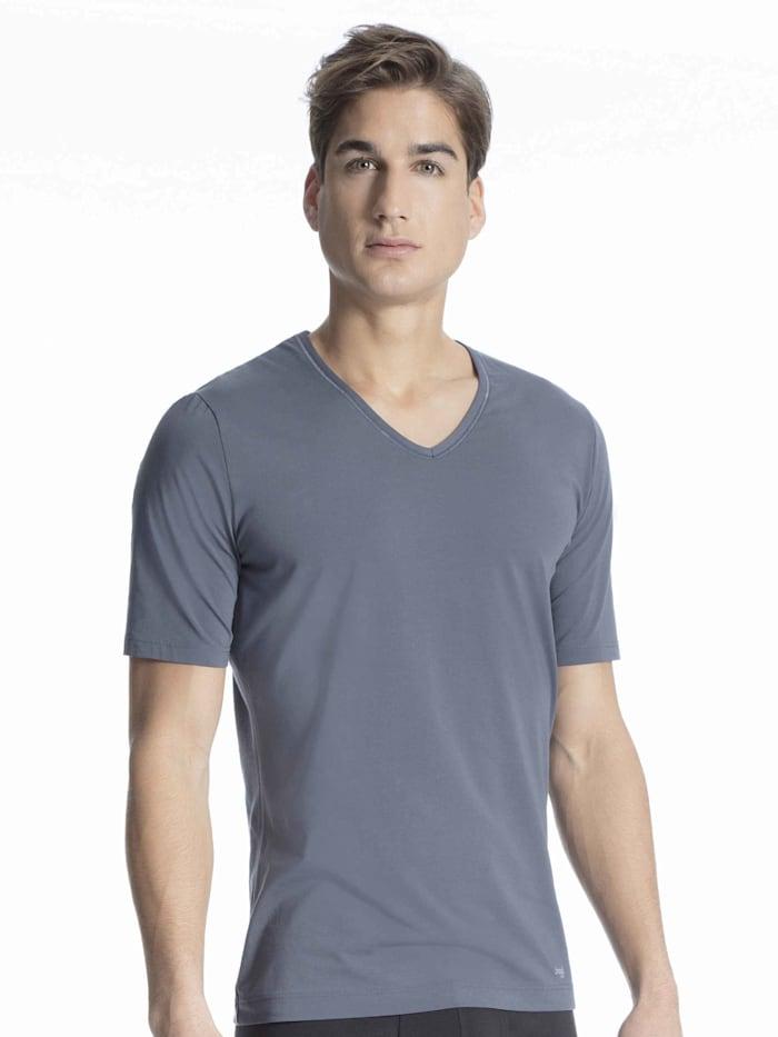 T-Shirt, V-Neck Ökotex zertifiziert