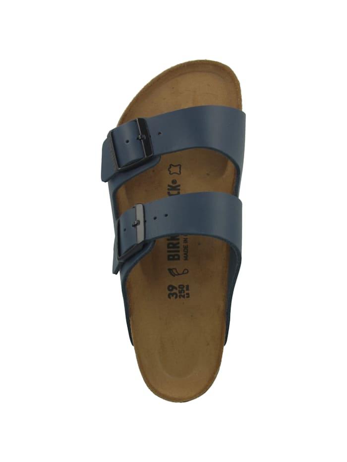 Sandale Arizona Glattleder schmal