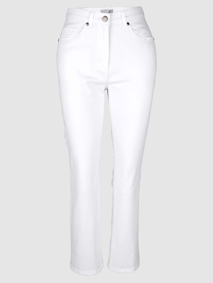 Pantalon 7/8 Paola Straight