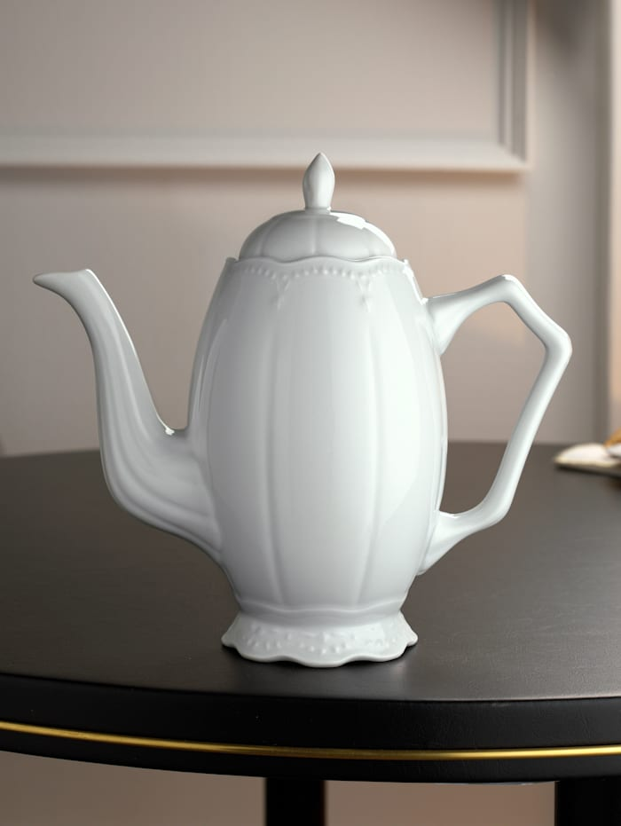 Creatable Cafetière 'Gloria', Blanc