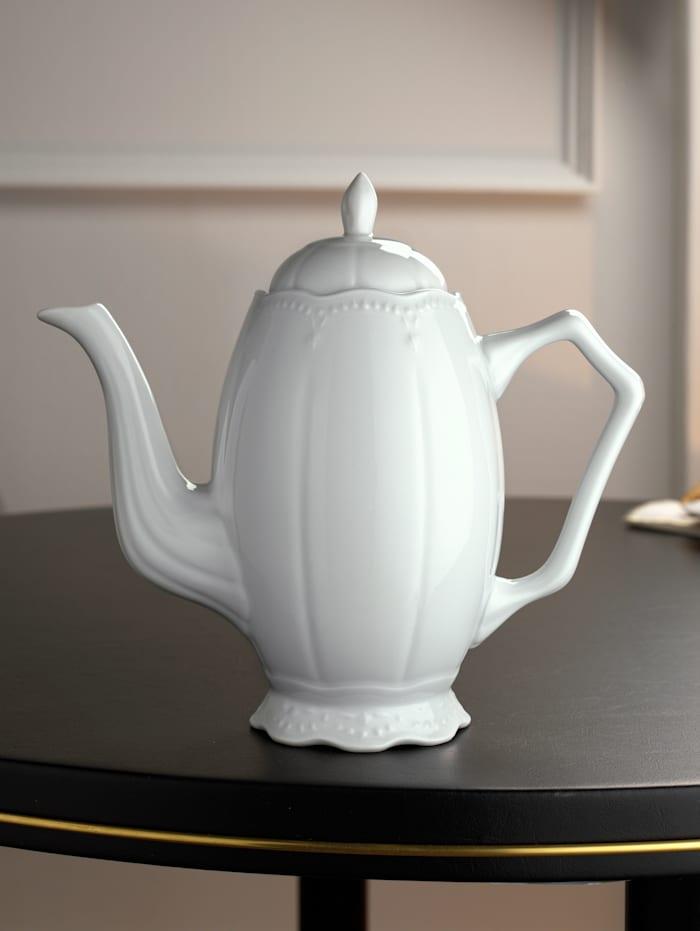 Creatable Kaffeekanne 'Gloria', weiß