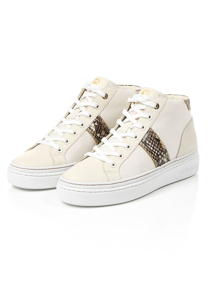 MICHAEL Michael Kors Sneaker, Creme-Weiß