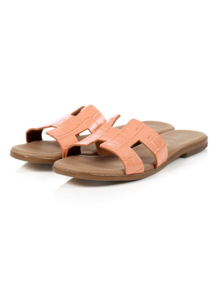 SIENNA Sandale, Orange
