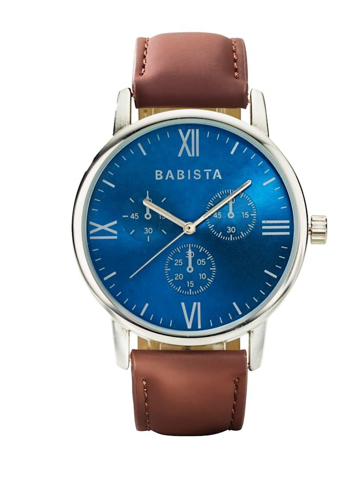 BABISTA Horloge, Bruin