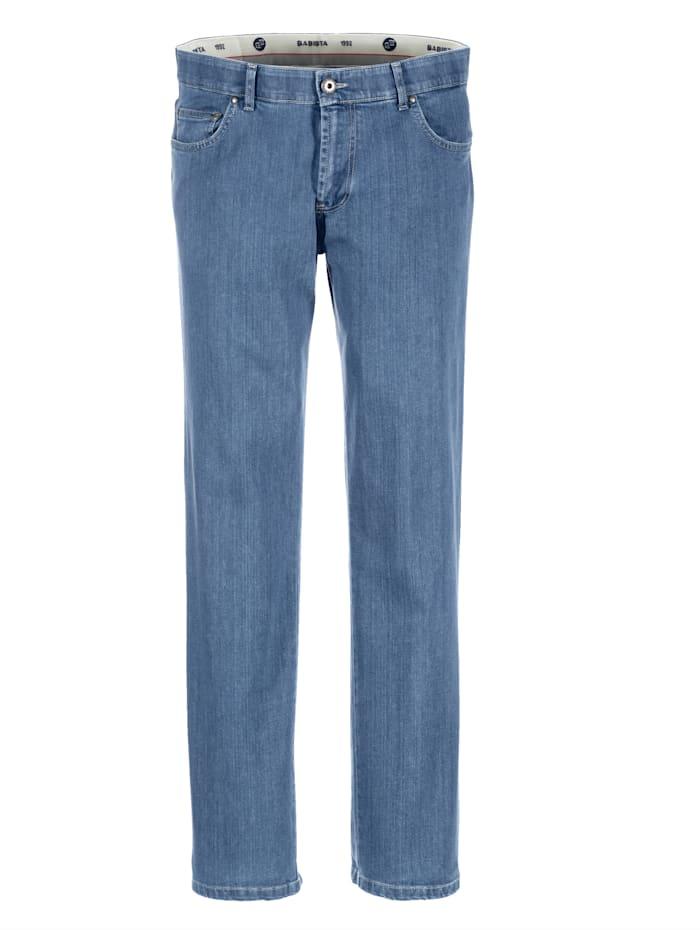 Jeans met stretch