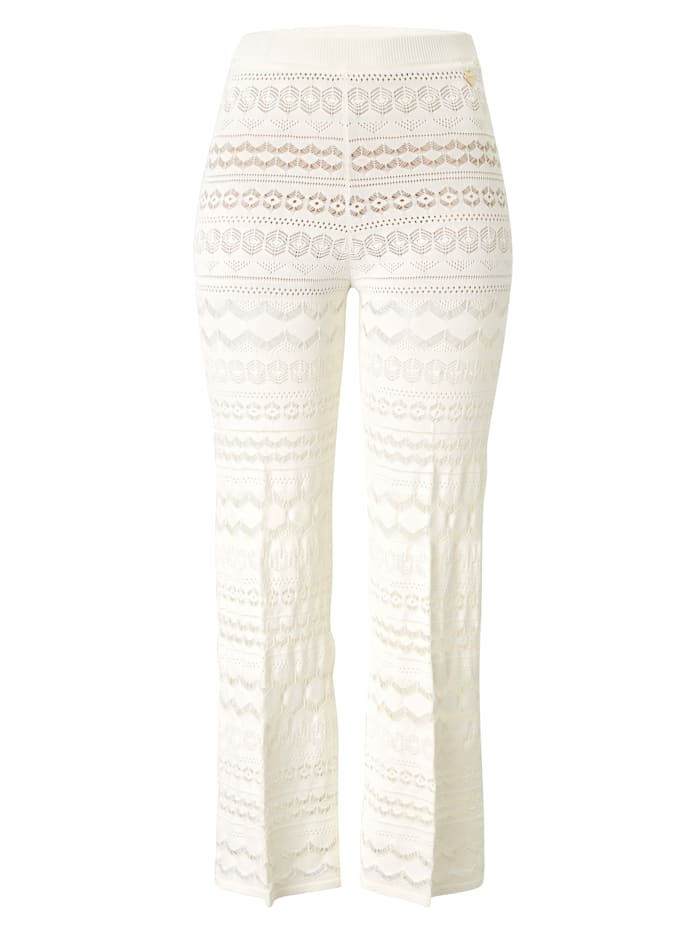 Twinset MILANO Hose, Off-white