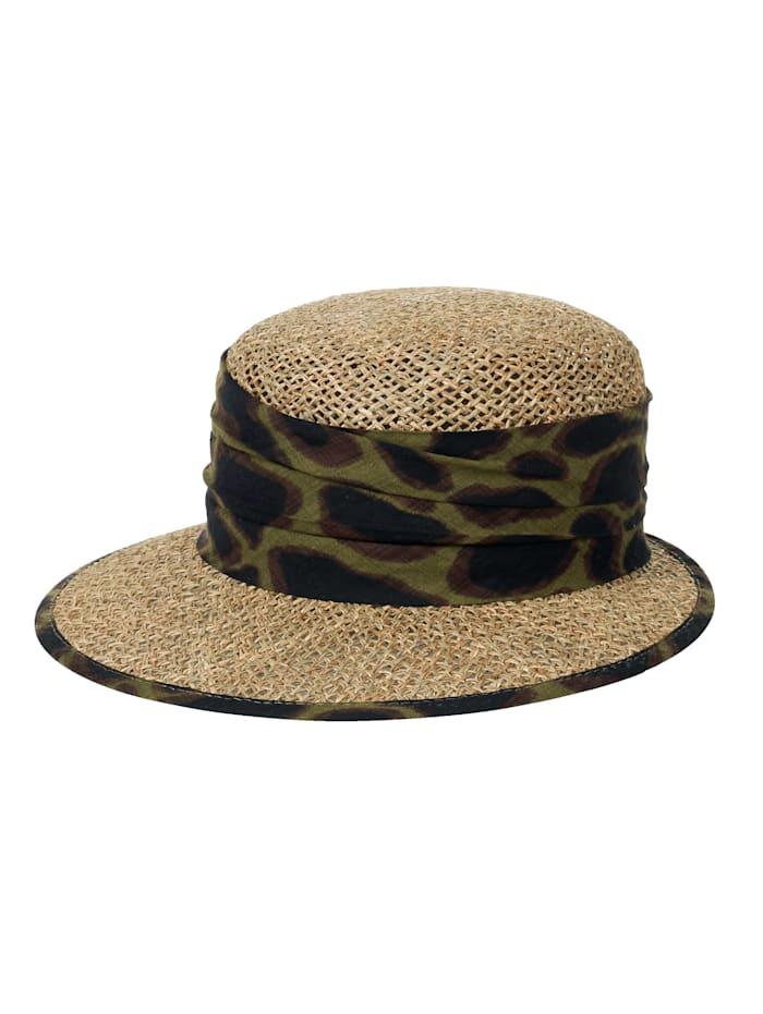 Stroh-Cap