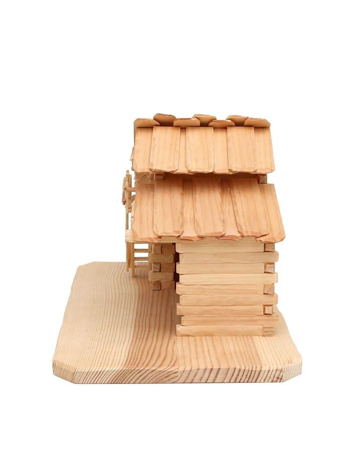 Sigro Holz Stall für heilige Familie, Natur