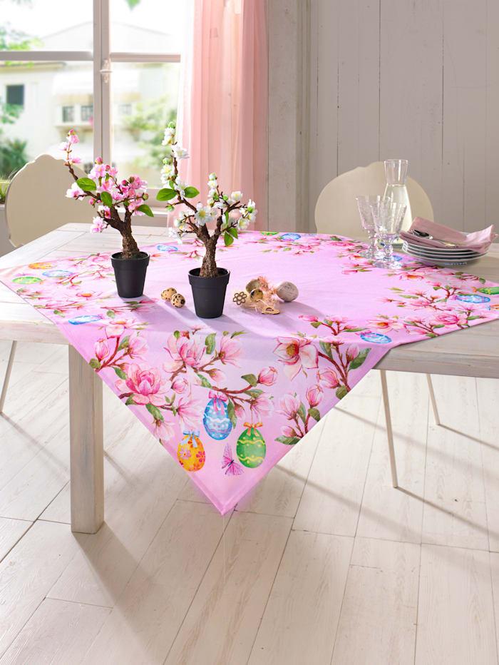 Webschatz Linge de table de Pâques 'Rainbo', Multicolore