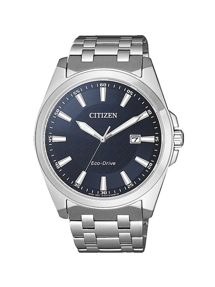 Citizen Herrenuhr Eco-Drive BM7108-81L, Weiß