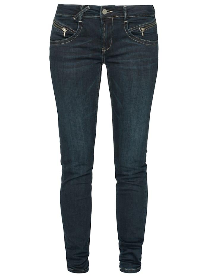 Miracle of Denim Jeans Maria Slim, black