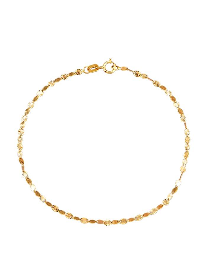 Armband, Guldfärgad